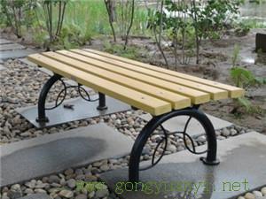 铸铁公园椅|户外公园椅PH-024