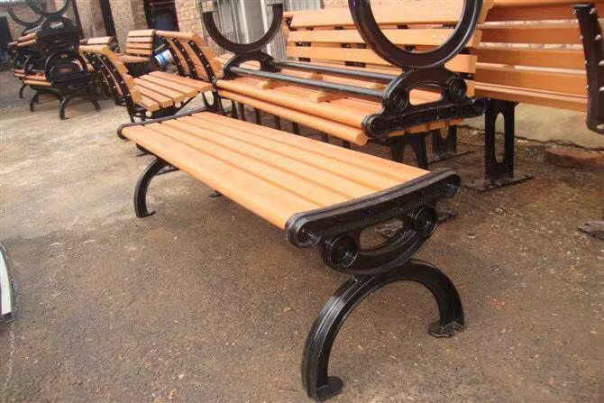 天津园林椅|平凳椅PT-005