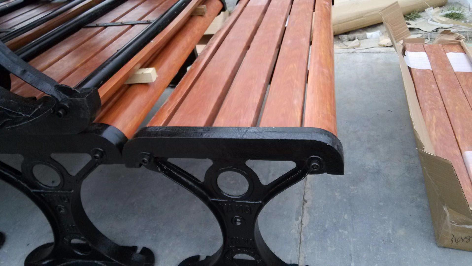 山西休闲椅|公园平椅PT-004