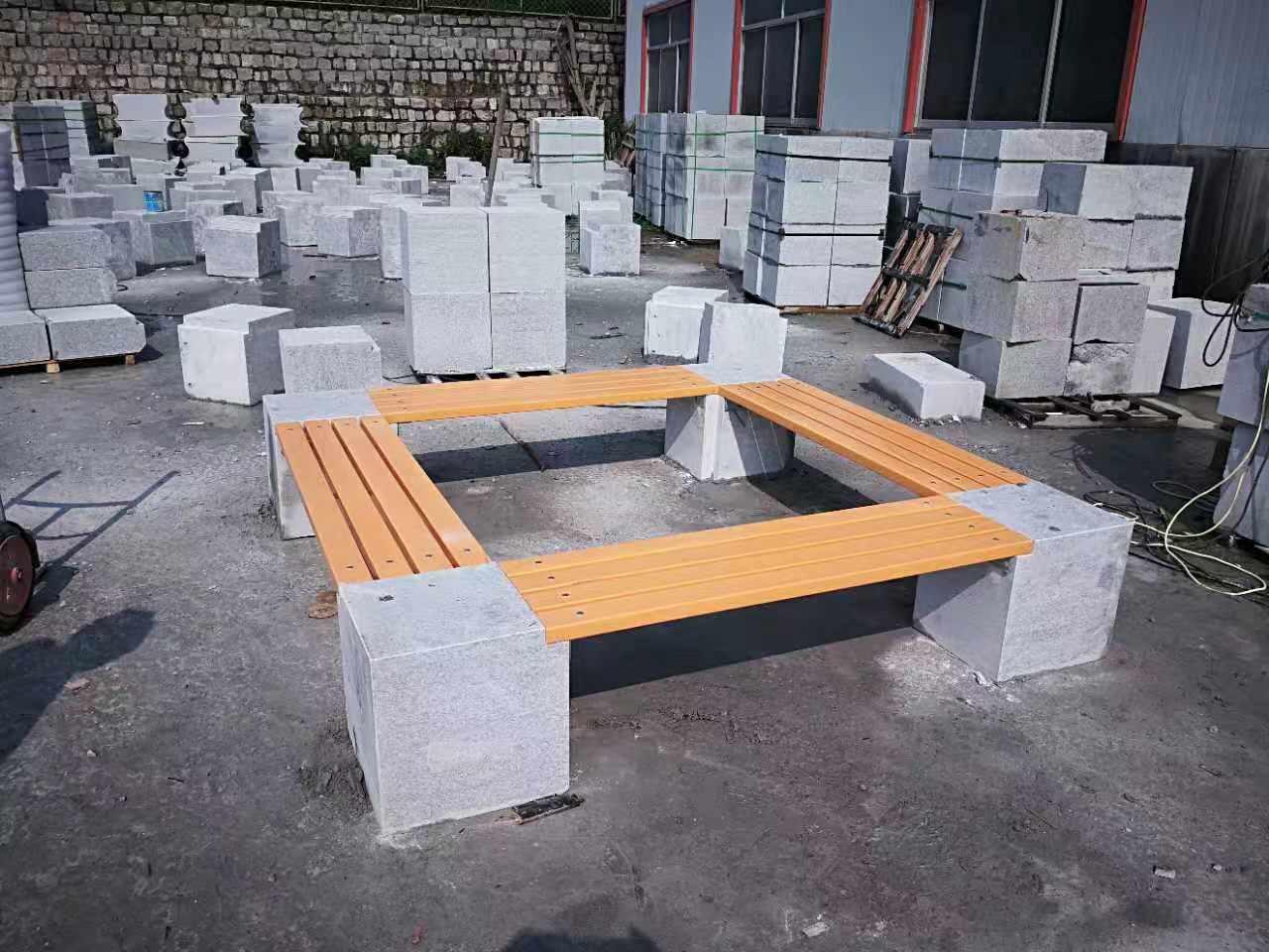 山西休闲椅|围树座椅PW-006