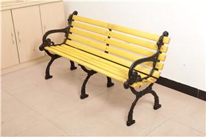 青岛公园椅|靠背椅KT-006