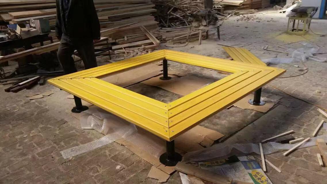 北京园林椅|围树椅PW-001