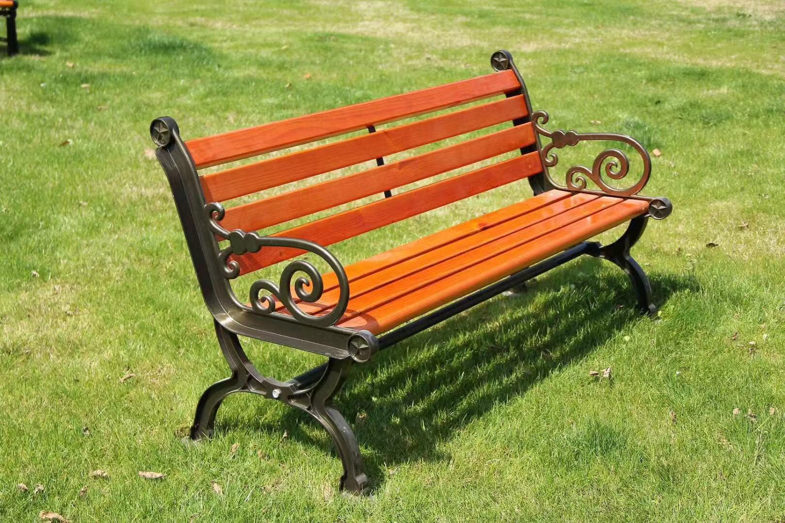 太原公园椅|靠背椅KT-012