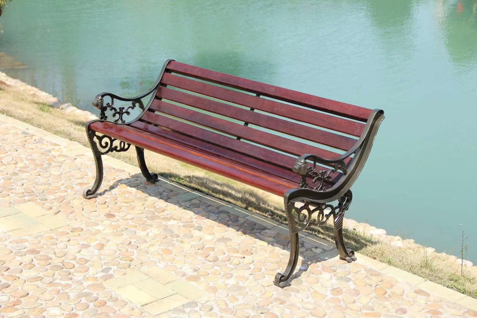 成都园林椅|靠背座椅KT-011