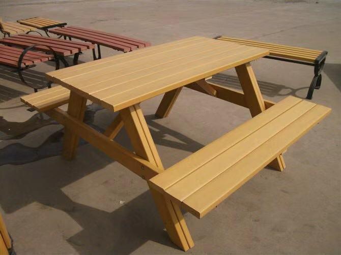 成都园林椅|组合桌椅ZH-014
