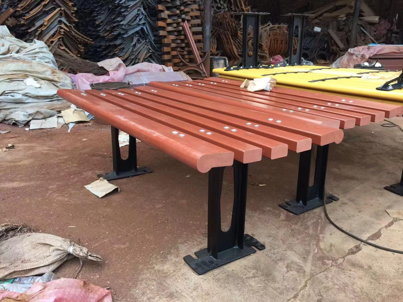 青岛园林椅|平凳椅PT-002B