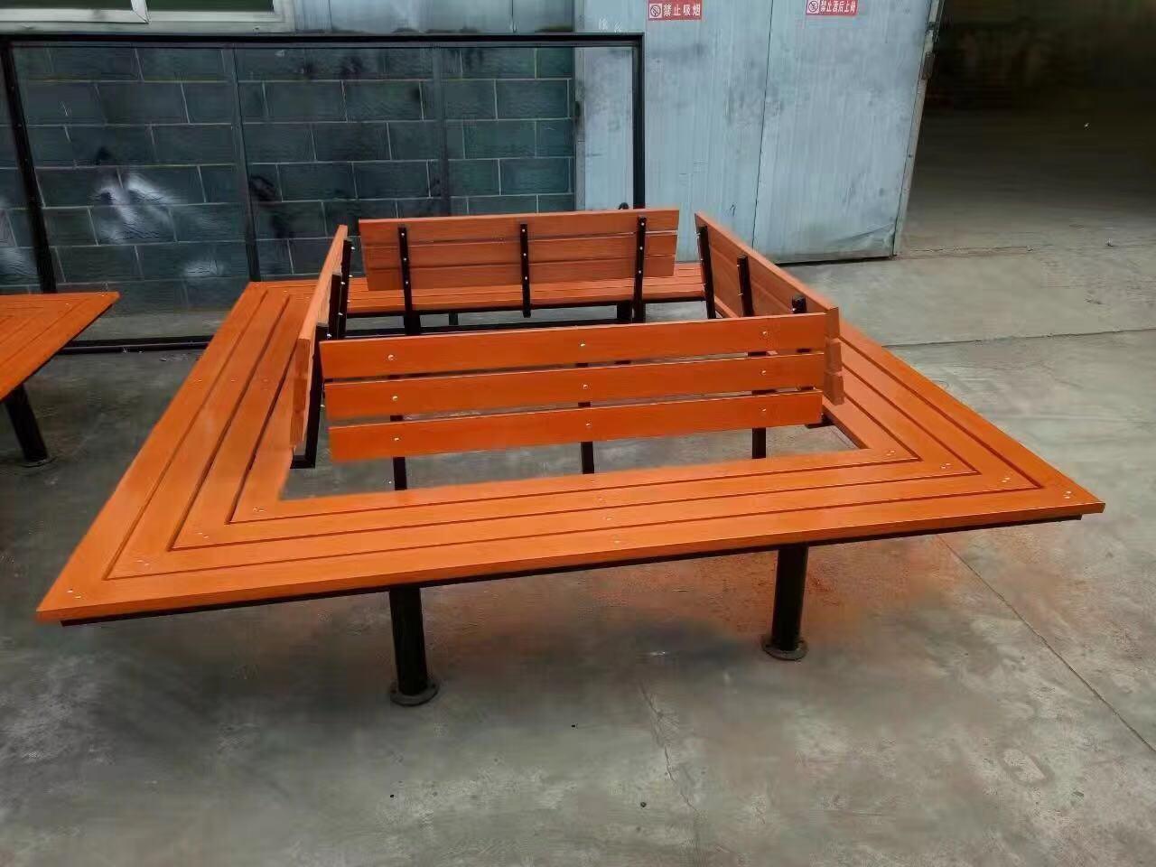 辽宁休闲椅|围树座椅KW-002